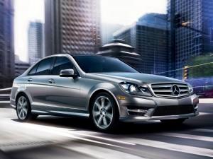 2013-Mercedes-C-Class-Palladium-Silver-2